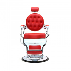 Rouge Barber Chair