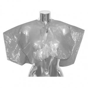 Clear Disposable Shoulder Capes