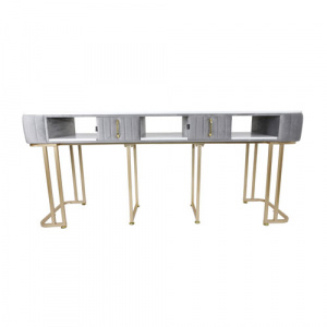 Valentina Nail Desk Double