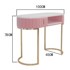 Valentina Nail Desk Single